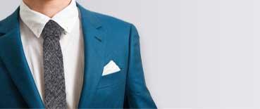 katoenen stropdassen