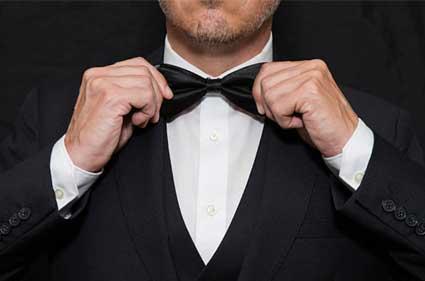 Black Tie Dresscode