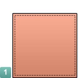 pochet-vouw-envelop-stap1