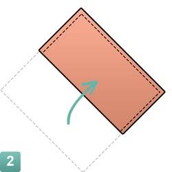 pochet-vouw-1-punts-stap2