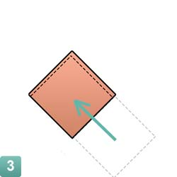 pochet-vouw-1-punts-stap3