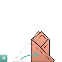 pochet-vouw-2punts-stap4