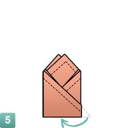 pochet-vouw-2punts-stap5