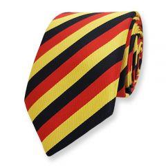stropdas met Belgische vlag
