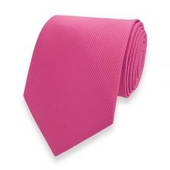 stropdas fel roze fine line strepen