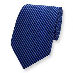 Stropdas Blauw Stripe