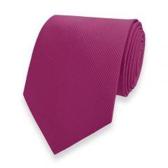stropdas shocking violet fine line strepen