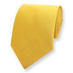 stropdas geel fine line strepen