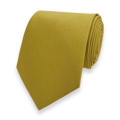 stropdas goud fine line strepen