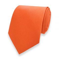 stropdas oranje fine line strepen