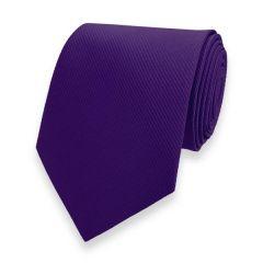 stropdas paars fine line strepen