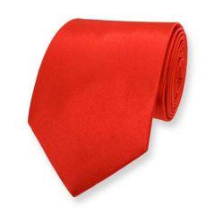 stropdas rood effen