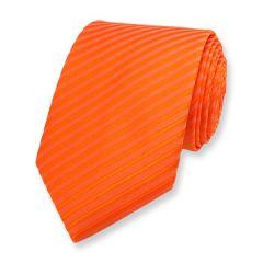 stropdas oranje strepen