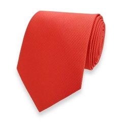 stropdas rood fine line strepen